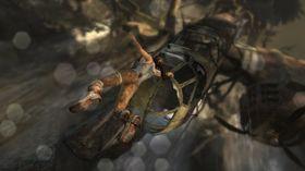 I Tomb Raider må Lara gjere det aller meste for første gong.