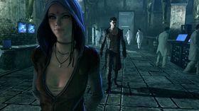 Den nye, og så langt ganske mystiske veninna til Dante.