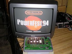 Nintendo Powerfest '94 (Foto: Gamesniped.com)