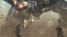 Vi forventer svære sjefskamper i Metal Gear Rising: Revengeance.