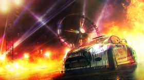 Michael Bay presenterer: DiRT: Showdown.