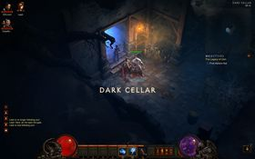 En mørk kjeller er alltid skummel!