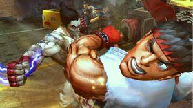 Capcom slår knockout på seg sjølv.