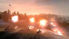 Skjermbilete frå World in Conflict: Soviet Assault.