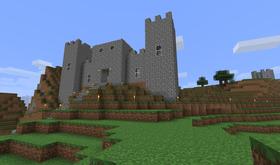 Bygg deg ein heim i Minecraft.