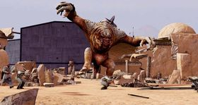 «Rancor, SMASH!»
