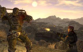 Fallout: New Vegas fikk glimrende kritikk, men tok skade av mange spillfeil.