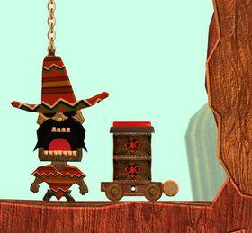 Sackboys eventyr i LittleBigPlanet 1 og 2 er både lekne og morsomme.