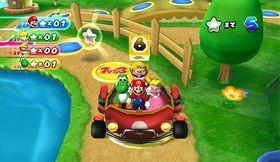 Samkjøring på Nintendo-vis.