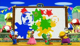 Malemester Mario.
