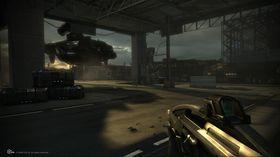 Et bilde fra spillets alfaversjon.