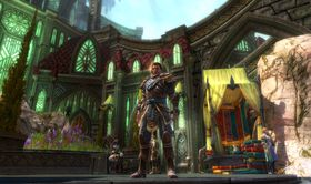 Sandkasserollespillet Kingdoms of Amalur.