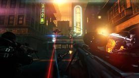 Blir det ikke laservåpen i fremtida så klikker jeg.