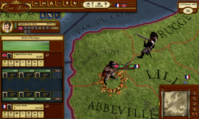 Napoleon's Campaigns II er akkurat så detaljert og omfattende som vi har lært oss Paradox sine strategispill å kjenne.