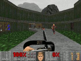 Doom kom også i 1993.