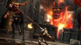 Vi inviterer leserne til å spille action-eventyret God of War III på kino.