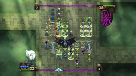 Might & Magic: Clash of Heroes HD.