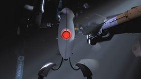 Vi gleder oss til Portal 2.