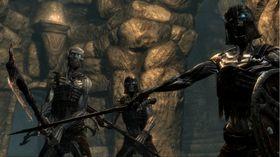 The Elder Scrolls V: Skyrim.