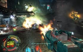 Bilde fra den utvidede versjonen.