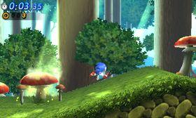 Sonic Generations.