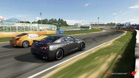 Forza Motorsport 4 er et pent spill.