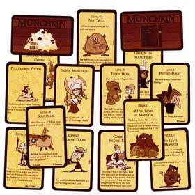 Kortspillet Munchkin er et av vinterens eksperimenter.
