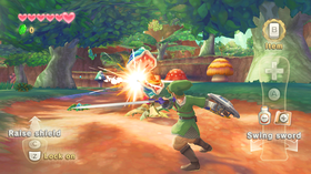 The Legend of Zelda: Skyward Sword (Wii).