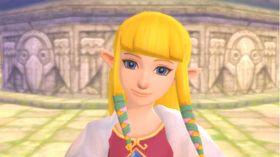 Redd Zelda! Død eller levande!