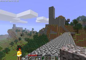 Bygg dine egne festningsverker i Minecraft.