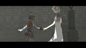 Ico og Yorda.