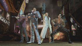 Tipper zombieutbruddet er glemt i fremtidige Yakuza-spill.