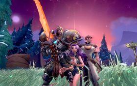 Her går man for World of Warcraft-looken.