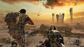 Call of Duty: Black Ops.