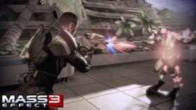 Enorm valgfrihet i Mass Effect 3