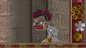Frida mangler en brudgom.