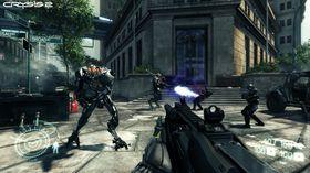 Crysis 2 er veldig hektisk.