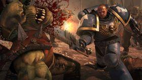 Warhammer 40,000: Space Marine.