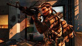 I Call of Duty: Black Ops styrer du en superhemmelig spesialsoldat.