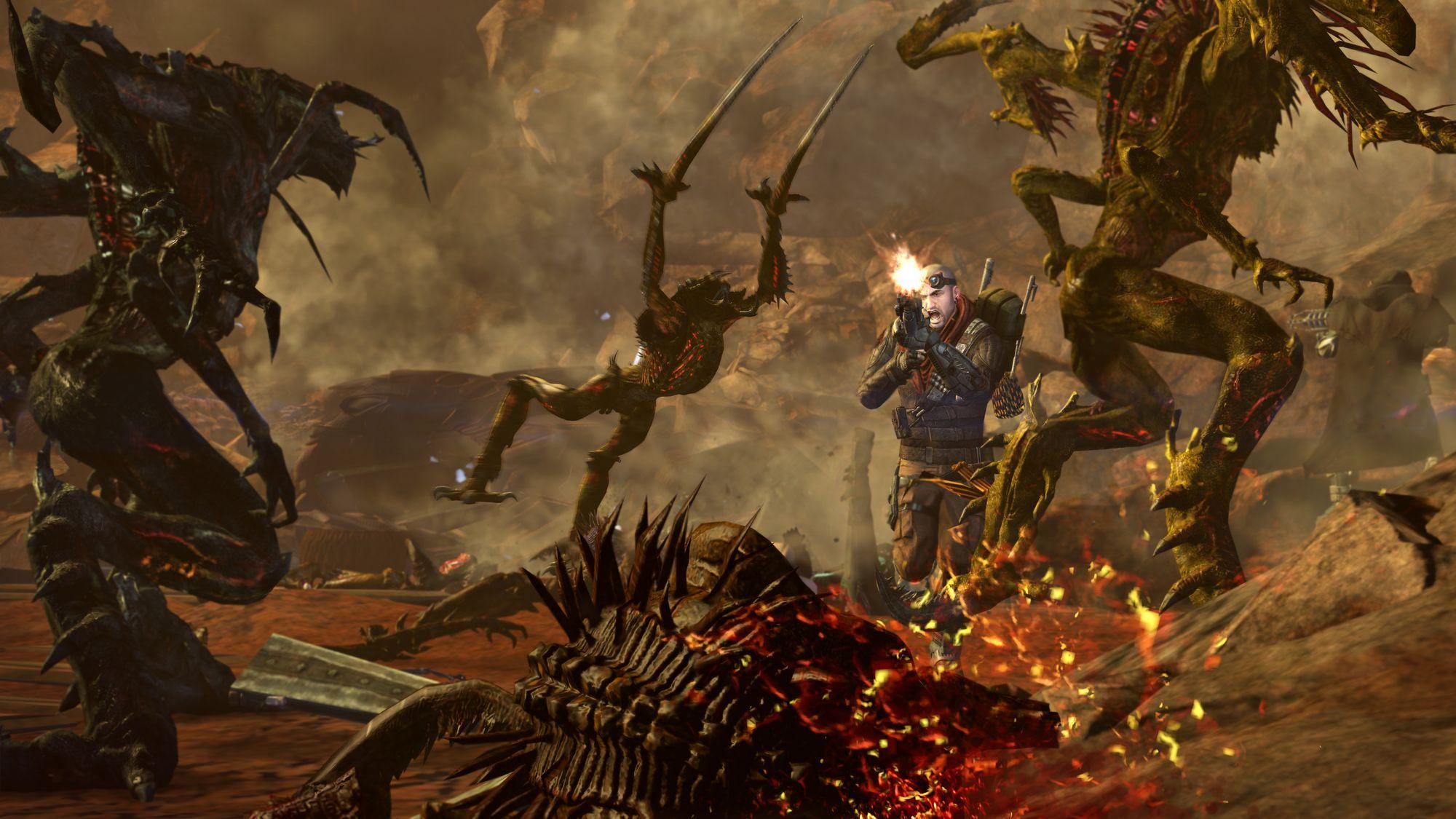 ANMELDELSE: Red Faction: Armageddon - Gamer no