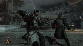 Spelet byr blant anna på ekstremt grafiske avrettingsmetodar.