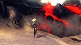 Eric Chahi er fascinert av lava, det er vi også.