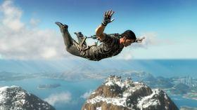 Hvorfor skal man lande når man kan hoppe?