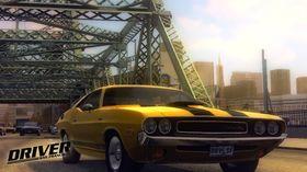 Driver: San Francisco.