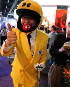Pac-Man har slanket seg. (Foto: Mikael H. Groven/Gamer.no)