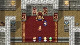 Spelet har fått seg ei flott visuell oppgradering og er direkte nydeleg i det vesle formatet