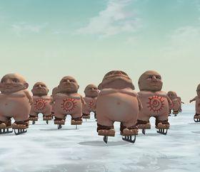 Hva er det med Ice Pick Lodge og nakenhet?
