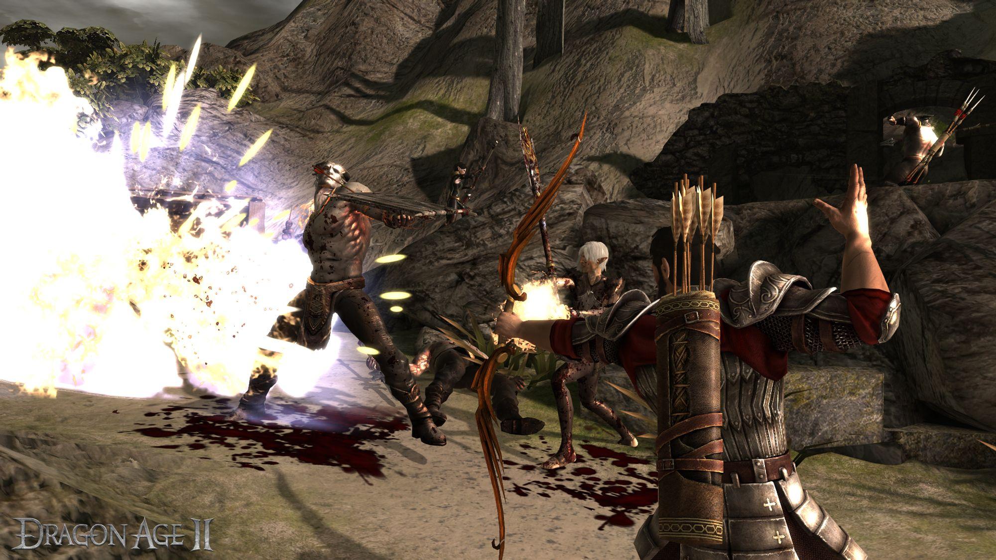 Dragon Age II = Скриншоты.