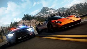 Det er ingen venner i Need for Speed: Hot Pursuit.