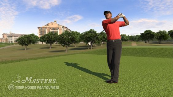 Tiger Woods PGA Tour 12.